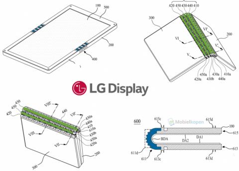 Патент LG намекнул на следующее устройство от Apple