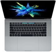 MacBook Pro 16 дюймов с Touch Bar и Touch ID  (2019)