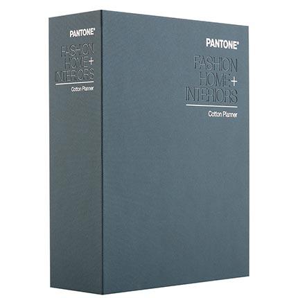 Цветовой справочник (книга) FHI Cotton Planner