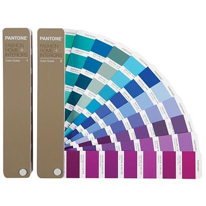 Набор цветовых справочников (веера) FHI Color Guide