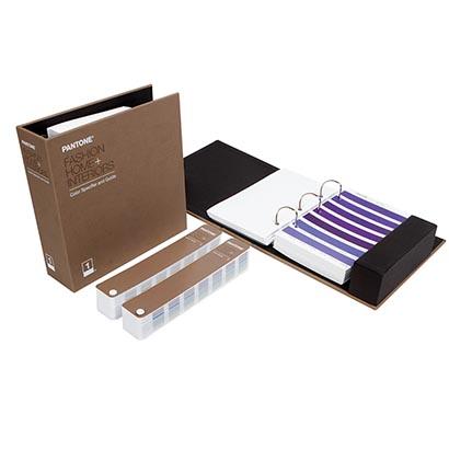 Набор цветовых справочников (веера + книги с отрывными образцами) FHI Color Specifier and Guide Set
